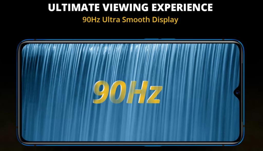 90hz display