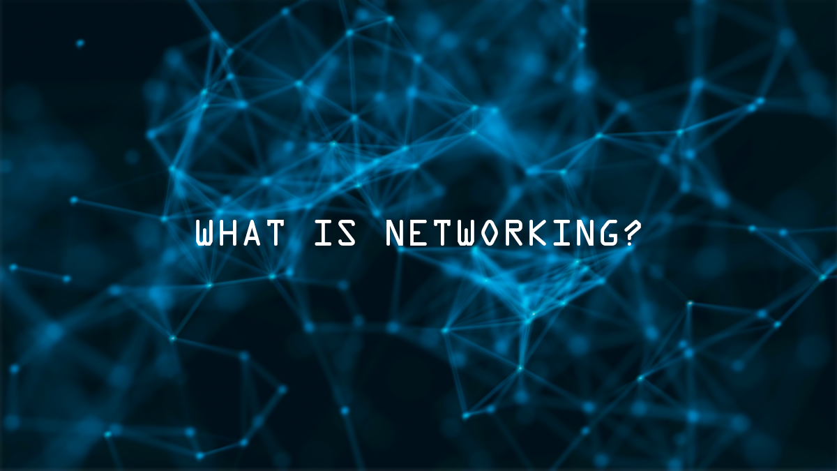What is Networking in computer?