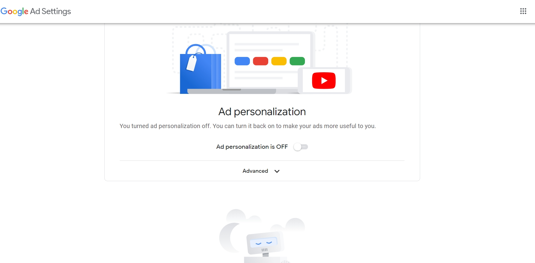 How to Opt out Google ads personalization in Android & PC